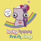 Lucky Happy Fresh Time [ スゴイ ネ! ] by Tiffany Atkin