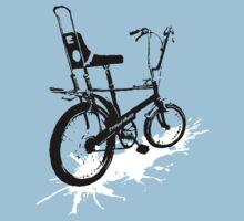 twisted wheels: chopper splash Kids Clothes