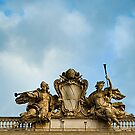 Two Angels in Rome 2 by tazee