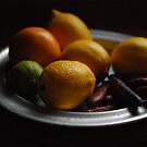 Citrus fruits by lucindadodds