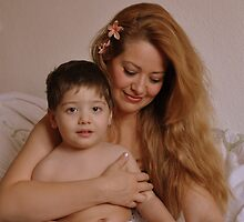 Mother and Son by Daidalos