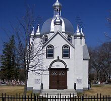 St, Nicholas, Ukrainian Orthodox Church by AnnDixon
