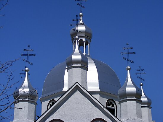 St, Nicholas, Ukrainian Orthodox Church by AnnDixon