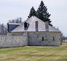 Lower Fort Garry, Manitoba, Canada by AnnDixon