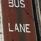 bus lane by steveault