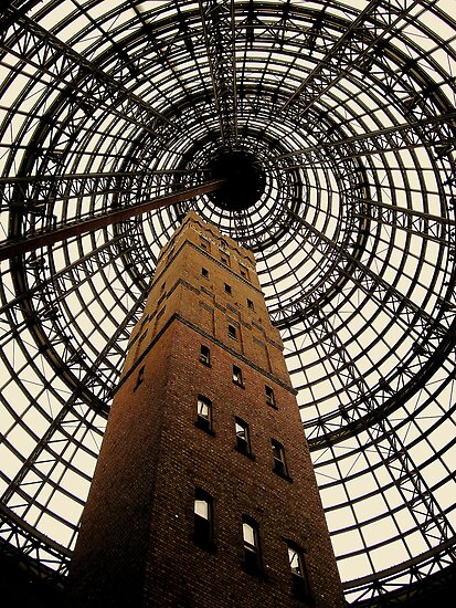 Tower above... by Jarrod Lees
