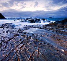 Malua Seas by Raquel O'Neill