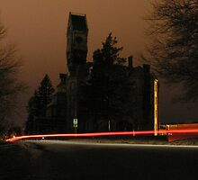 Clocktower State Hospital by DariaGrippo