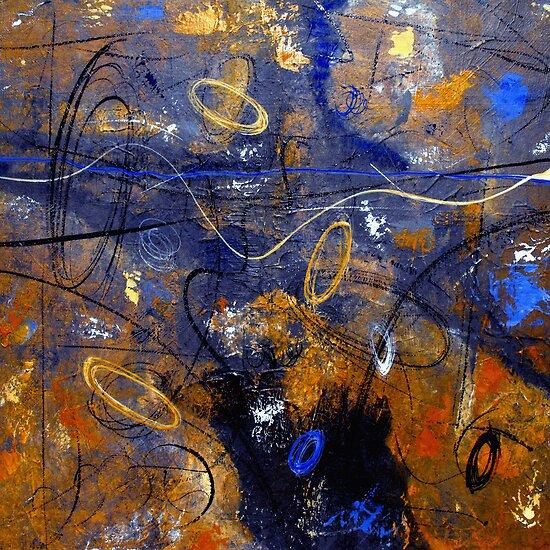 Dancing The Night Away by Ruth Palmer
