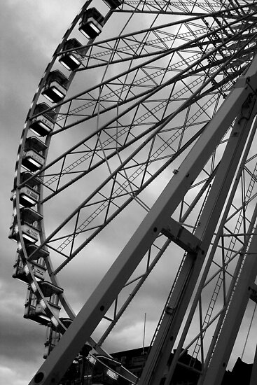 The Nottingham Eye by SquarePeg