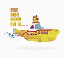 Yellow Submarine by superiorgraphix