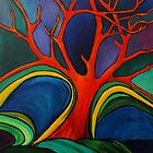 Dancing Tree SOLD by Deborah Glasgow