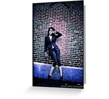 ondi 5 reflex Greeting Card