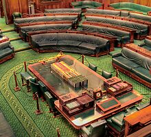 Ye OIde Parliament House by frankc