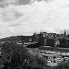 View of Edinburgh by Martina Fagan
