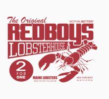 redboy red lobster house by redboy