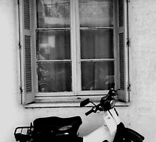 motocycle by halina1601