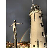 Scarborough Lighthouse Photographic Print