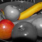 Bowel of Fruit by Meltdown994