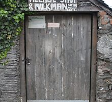 Milkers Shed by Fiona Wright
