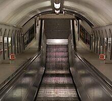 Pedestrian Tunnel by Xavier Sieckmeijer
