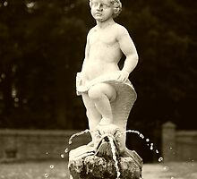 The Cherub- Vanderbilt Estate, Hyde Park, NY by Melzo318