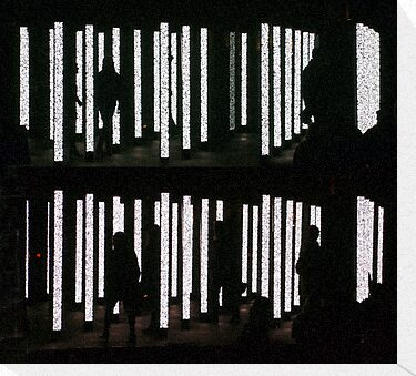 Volume Light Installation by Roz McQuillan