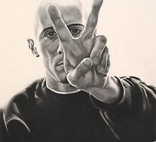 Maynard James Keenan by burntwoodstudio