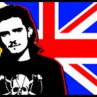 ORLANDO BLOOM-UK DISSOLVED by OTIS PORRITT
