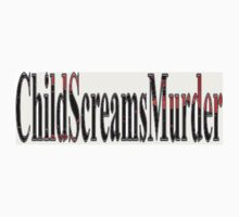 ChildScreamsMurder by daniaw00