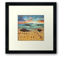 Arisaig Shore Framed Print