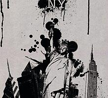 I Heart New York by Ashley Geoghegan