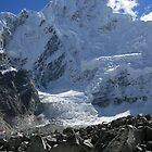 Nuptse Point by Richard Heath