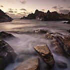 Sarah Anne Rocks, Tasmania by NickMonk