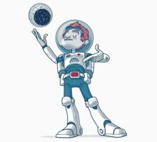 Space Cadet by hammo