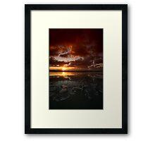 Downer Framed Print