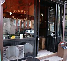 Cafe Regular, Park Slope, NY by gailrush