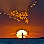 Sail into the Sunset 2 by maileilani