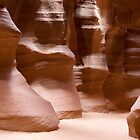 Slot Canyons, Arizona by Carol M.  Highsmith