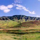 Hanahaiki and Makua Valleys by kevin smith  skystudiohawaii