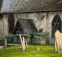 St Andrew's Church by Alex Howen