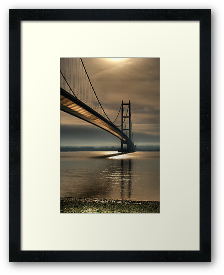 The Real Golden Gate Bridge by Chris Tait