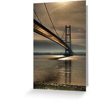 The Real Golden Gate Bridge Greeting Card