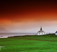 Lofoten Chapel by Andreas Stridsberg