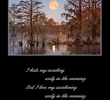 Moon River by Mike Dalton Photography