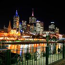 Melbourne Nights by Jazzyjane