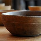 Wooden Bowls by David Tait