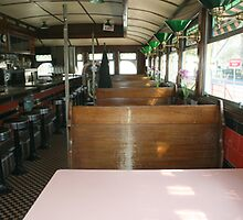 Streamliner, Interior by gailrush