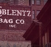 COBLENTZ BAG Co. by Gilad