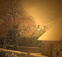 Sunny Winterday by Gilberte